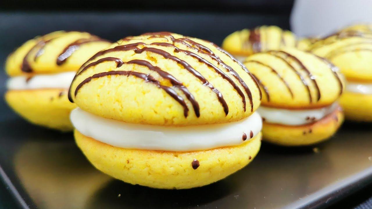 Cea mai buna reteta de prajituri cu lamaie, reteta usoara | Los mejores pastelitos de limón