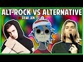 ALTERNATIVE ROCK VS ALTERNATIVE! What's the Difference? | Dear Jon