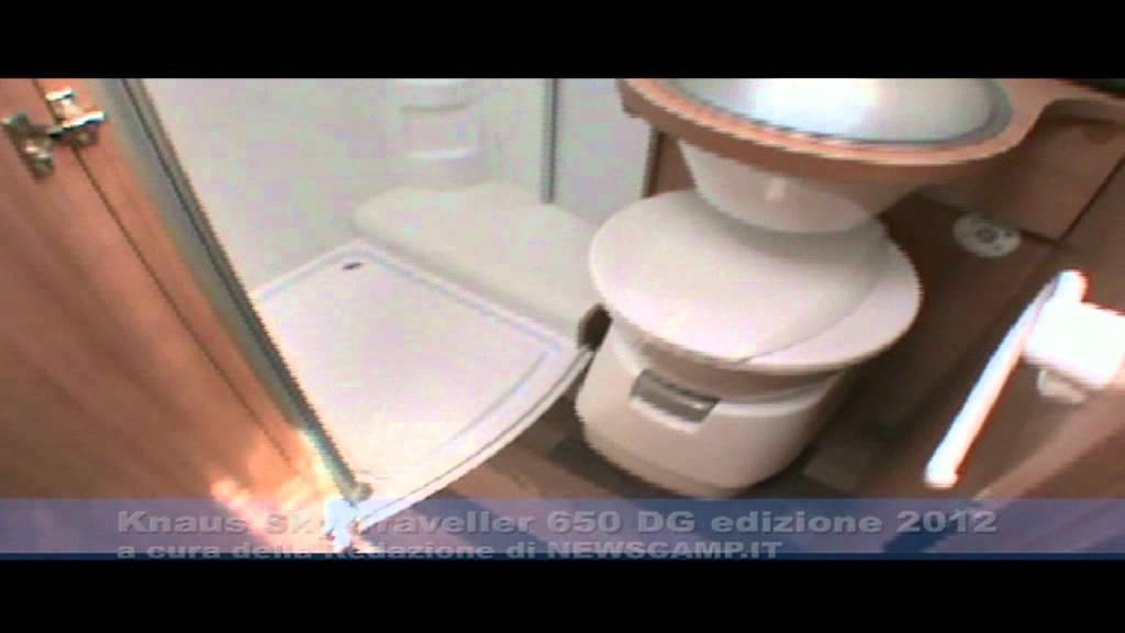 camper knaus sky traveller 650 dg youtube. Black Bedroom Furniture Sets. Home Design Ideas