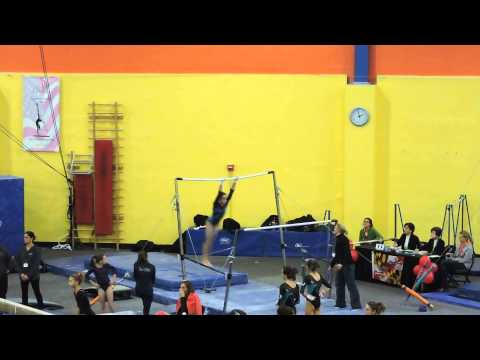 Emily Carey Level 9~Northeast Gymnastics Academy~2015 Hill