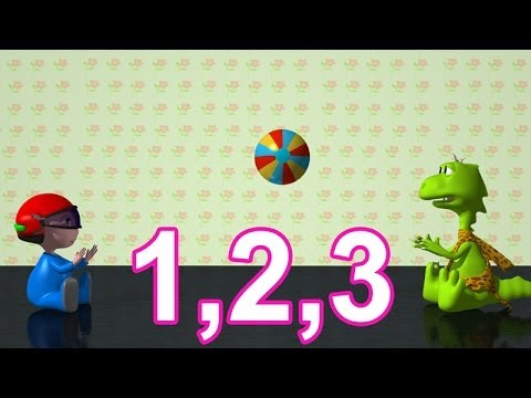 Baby Magic 123 HD #10 | The little Numbers Show | Learn to count Numbers