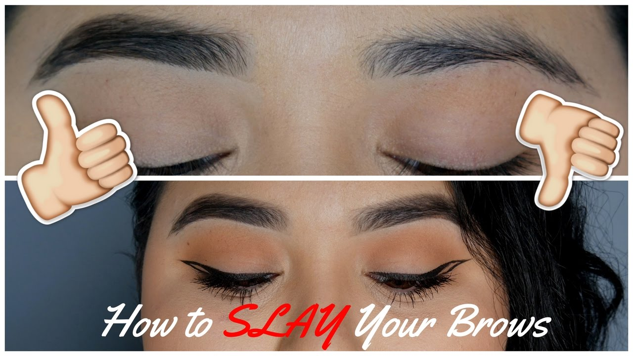 Eyebrow Routine/Grooming | TIPS ON HOW TO GROW YOUR ...