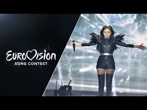 Nina Sublatti - Warrior (Georgia) - LIVE At Eurovision 2015: Semi-Final 1