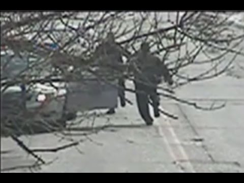Baltimore Police release video of moments before shooting
