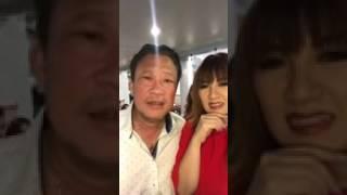 vợ chồng ca sĩ Cam Thơ, Lê Quang tổ chức tiệc mừng con gái tốt nghiệp ở Mỹ