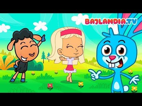 Zestaw Piosenek Dla Dzieci Zająca Filipa -  Bajlandia.tv