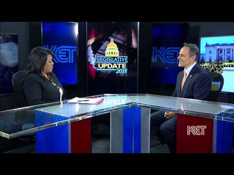 Gov. Bevin on the 2018 Legislative Session | Legislative Update Extras | KET