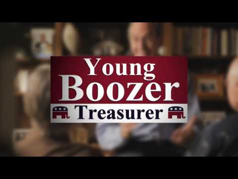 Young Boozer - Fiscal Conservative