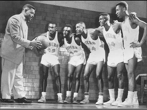1955 IHSAA State Championship: Indianapolis Crispus Attucks 97, Gary Roosevelt 74