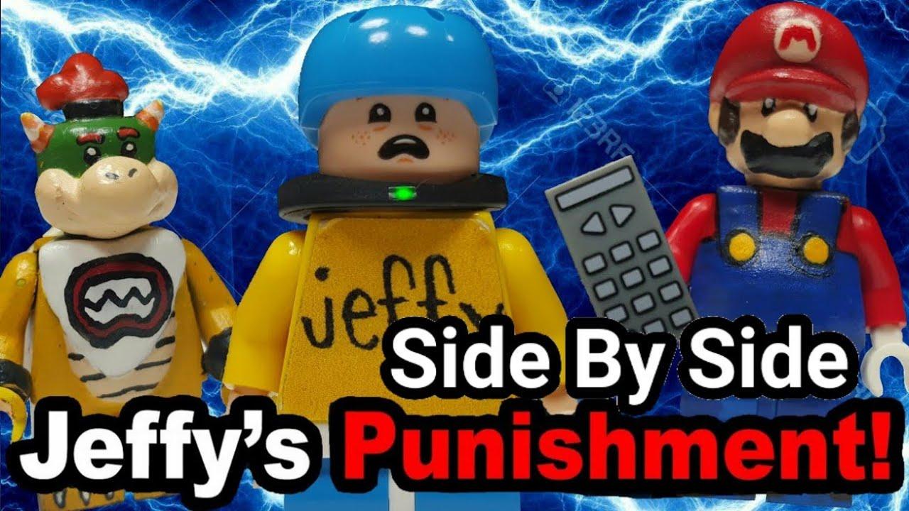 Lego SML: Jeffy's Punishment! (Side By Side)
