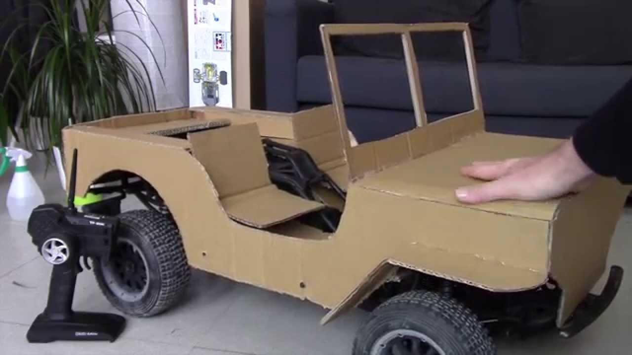 Safari Car Free Model D