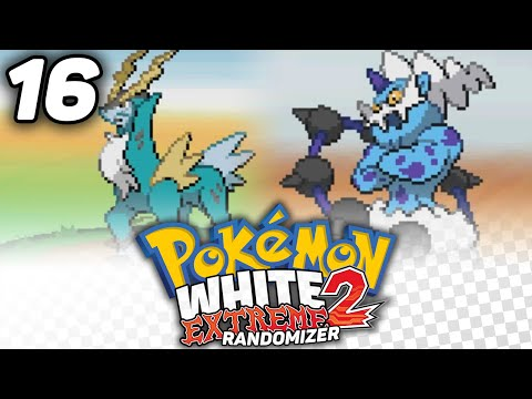 POETRY! | Pokémon White 2 Extreme Randomizer Nuzlocke: Part 16! (TheSilverSlasher)