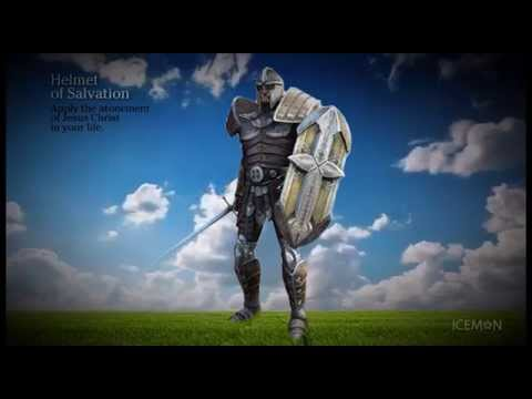 Hd put on the full armor of god youtube - Armor of god background ...