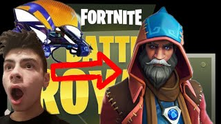 NEW SKIN IS NEW GLIDER IN FORTNITE!