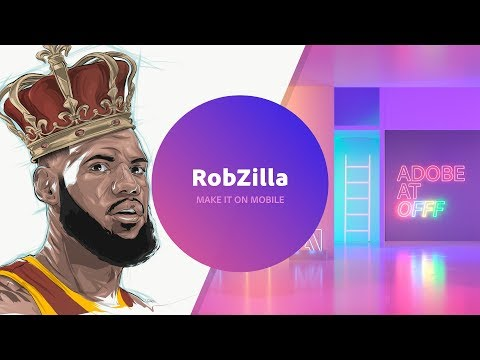 RobZilla - Make it on Mobile | Live from OFFF 2018