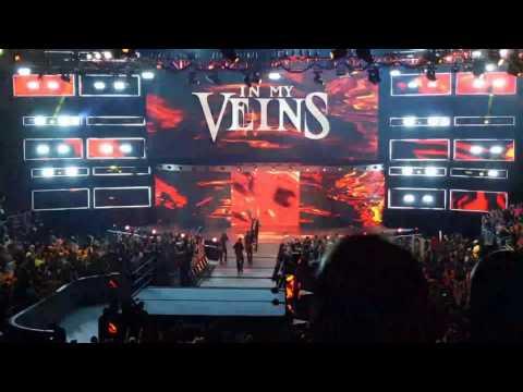 Veins Randy Orton RKO