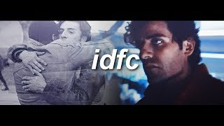 ►poe & finn || i'm only a fool for you (+TLJ)