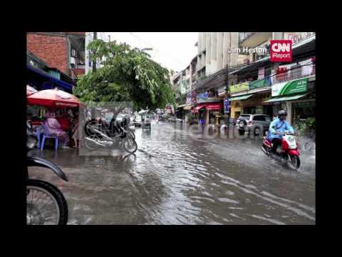FLOODING IN PHNOM PENH