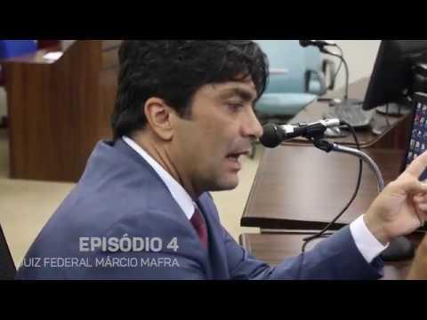 Documentário Justiça Federal & Cultura Ep.4 Dr Marcio Mafra Pocket