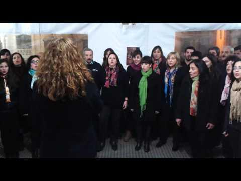 Coro UNRC   Feria del Libro   Juana Azurduy