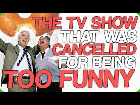The TV  That Was Cancelled For Being Too Funny