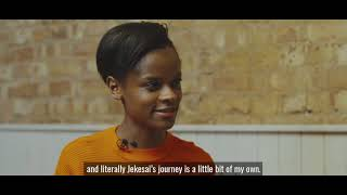 The Convert | Meet Letitia Wright