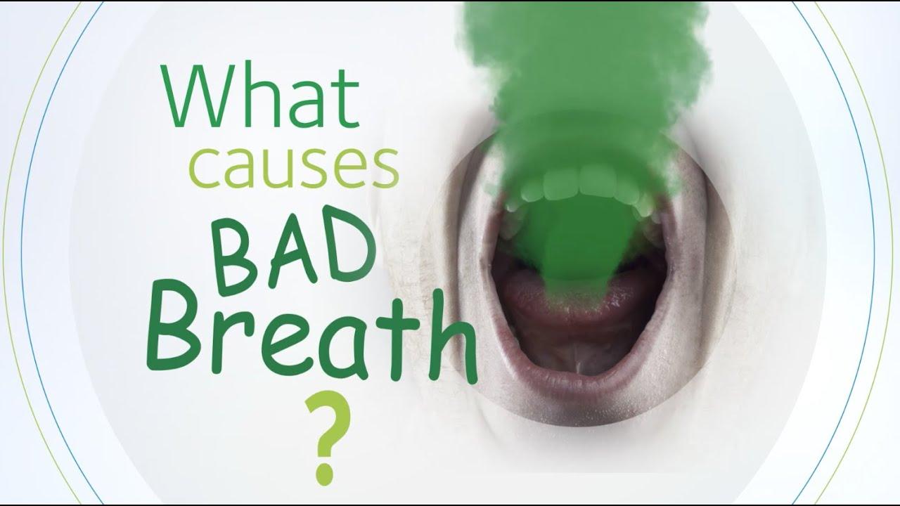 Bad Breath Causes - American Dental Association