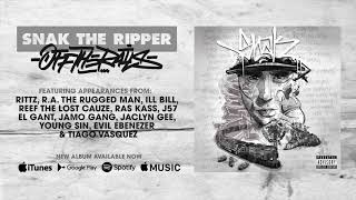 Snak The Ripper's new album ''Off The Rails'' is available worldwid...