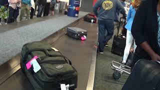 Baggage Claim at Ft. Lauderdale-Hollywood International Airport Terminal 1
