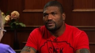 I Can Honestly Say I Messed Up | Rampage Jackson | Larry King Now - Ora TV