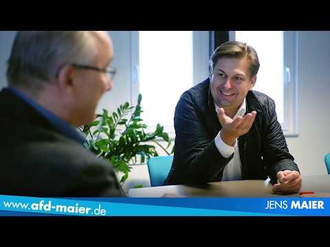 Jens Maier, AfD & Dr. Maximilian Krah, AfD. Nachlese zur Thüringen Wahl. 30.10.2019