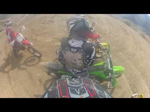 Devin Rides   Frank Raines with Blake   10 /29/16