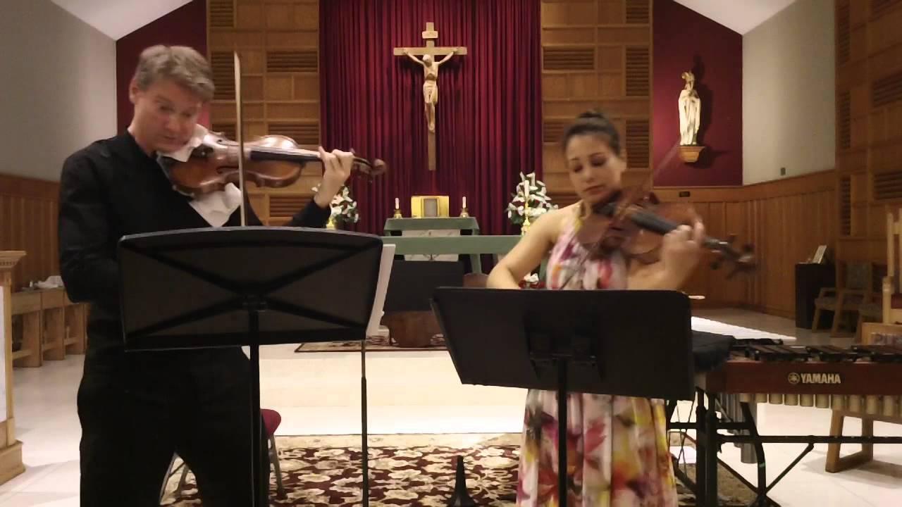 Miller-Porfiris Duo   MillerPorfiris Duo- violin and viola