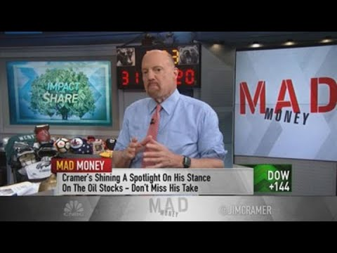 Jim Cramer explains why he believes there is no more money to made in oil and gas stocks