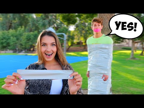 Saying YES To EVERYTHING Lexi Says For 24 HOURS!! (bad idea)