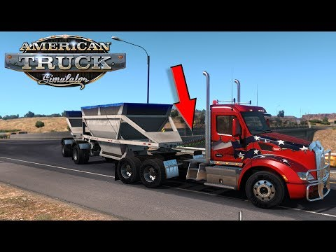 American truck simulator | new things in the beta patch
