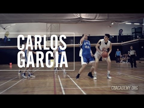 Canarias Basketball Academy | Class of 2014: Carlos García