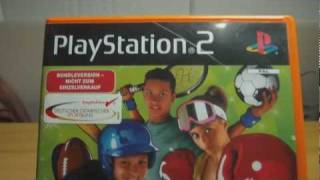 Eyetoy Play Sports [PS2] [Not to be sold separately]