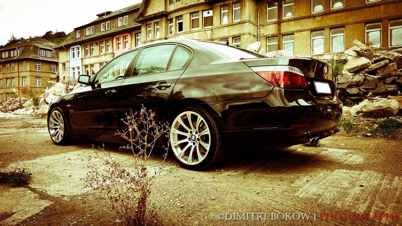 Bmw 530i E60  U00b0 Full  U00b0 Parking Drift  U0026quot Hd U0026quot