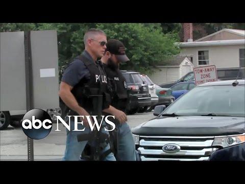 Shot Pennsylvania Officer's Call for Help