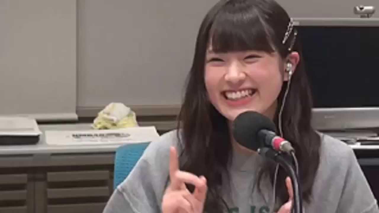 NMB48 渋谷凪咲のかわいすぎるラ...