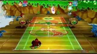 Mario Power Tennis - Gameplay Wii (Original Wii)