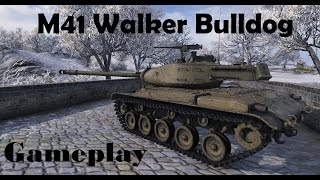 Wot-m41 Walker Bulldog Gameplay-invader