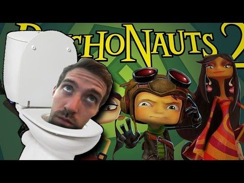 James' Audition for Psychonauts 2