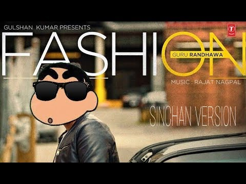GURU RANDHAWA - Fashion (sinchan version) official || Technical bro