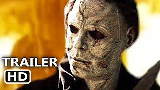 HALLOWEEN KILLS Official Trailer TEASER (2020) Jamie Lee Curtis, Michael Myers Movie HD