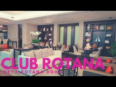 Club Rotana Lounge | Oryx Rotana Doha