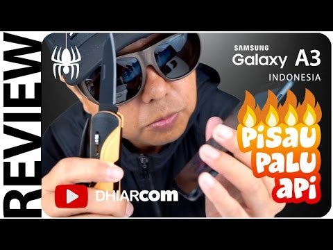 SIKSA PAKE PISAU, PALU & API, Samsung A3 (2017) Indonesia