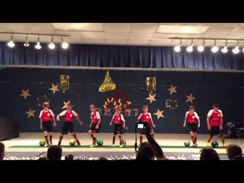 Pflugerville Elementary School - Talent show