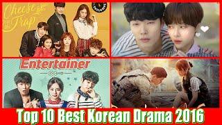 Video Top 10 Best Korean Drama 2016 - New Korean Drama 2016 download MP3, 3GP, MP4, WEBM, AVI, FLV April 2018